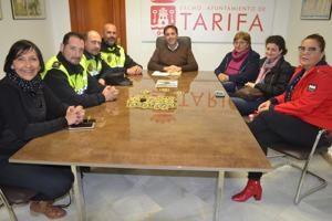 Escudos Solidarios Policia Tarifa Excmo Ayuntamiento De