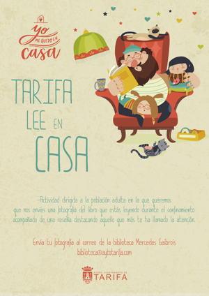 #YoMeQuedoEnCasa y comparto lecturas